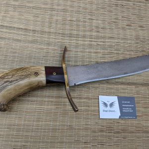Patternweld Giant Bowie Knife (GY1008)